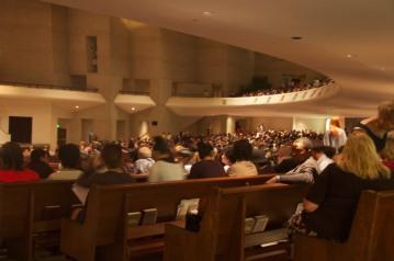 Graduation Ceremony at Lake Ave Church