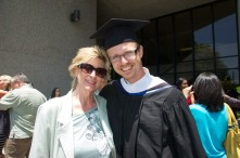 Jeff and Aunt Sherry