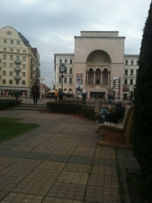 Another part of Opera Square.