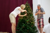 """The VBS theme was """"Christmas in July"""""""
